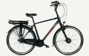 Elektrische fiets voor heren